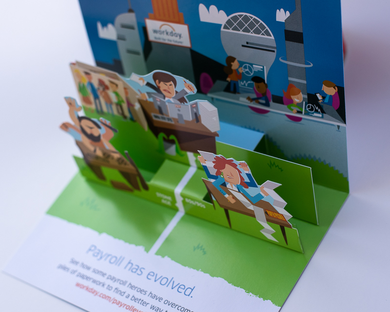 Specialty Cards for Advertising - Pop Up Cards