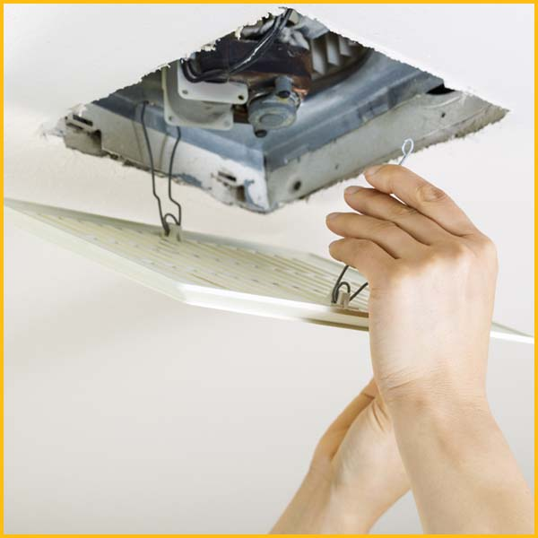 Wire WIz Electrician Services | Bathroom Exhaust Fan Installation
