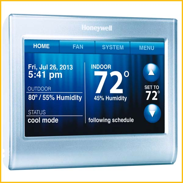 Wire Wiz Electrician Services   Digital Thermostat Installation   Content 5