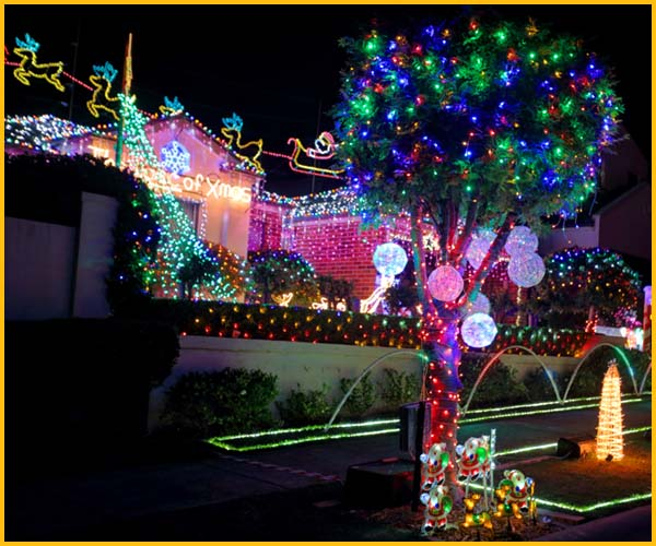 Wire Wiz Electrician Services | Holiday Lighting Safety | Services Page