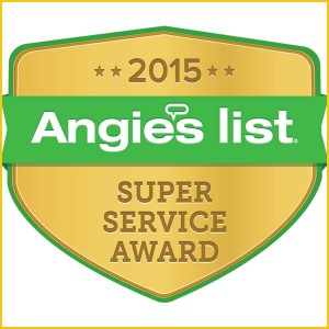 Wire Wiz Electrician Services   Angie's List Super Service Award 2015