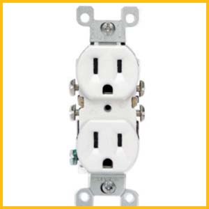 Wire Wiz Electrician Services | regular-electrical-outlet