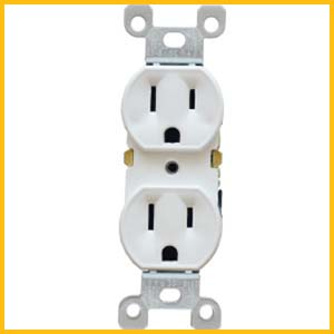 Wire Wiz Electrician Services | standard-electrical-outlet