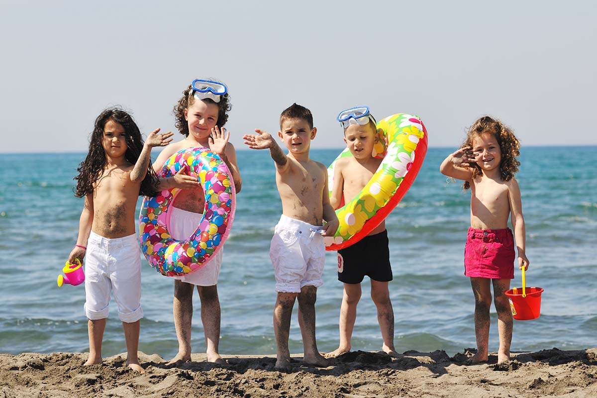 Wire Wiz Electrician Services | SUMMERTIME FUN ON THE BEACH