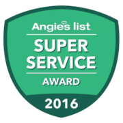 Wire Wiz Electrician Services | Angie's List Super Service Award 2016 | Footer