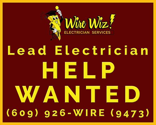 Lead Electrician Help Wanted