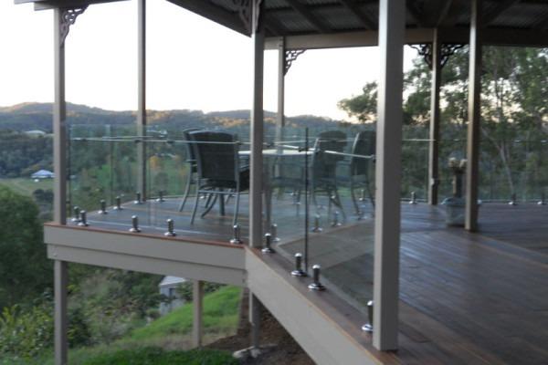 Balustrade Top Fixed Top Rail Sunshine Coast
