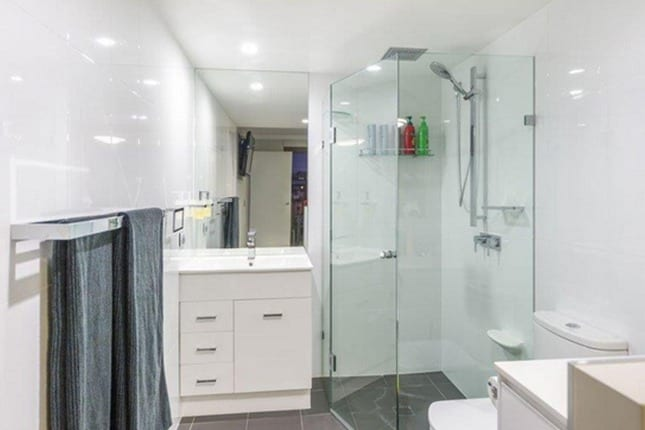 Purity Frameless Shower