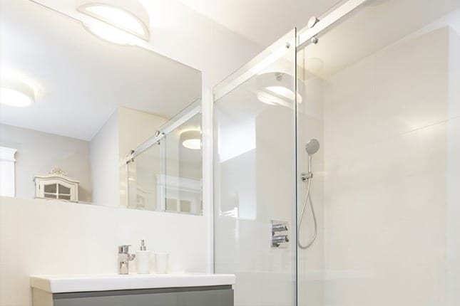 STAL Inline Shower