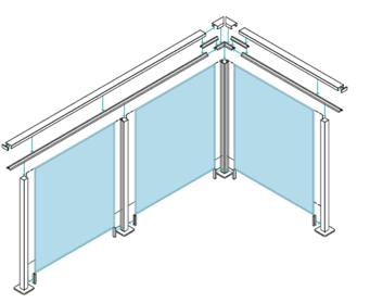 aluminium handrail 1