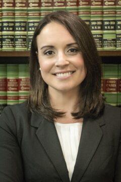 Clerk of Courts Amber Zibritoskyh