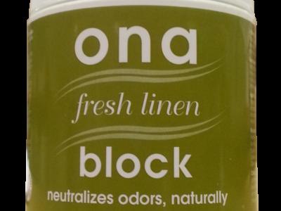 odour block