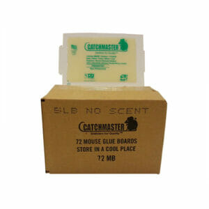 catchmaster mouse glue board unscented