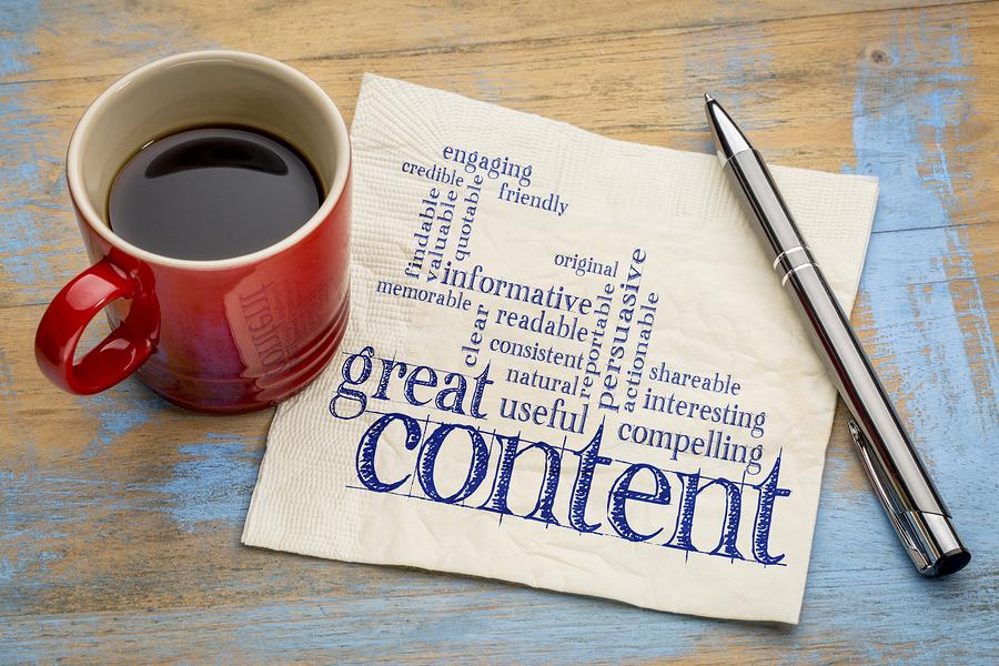 content readability