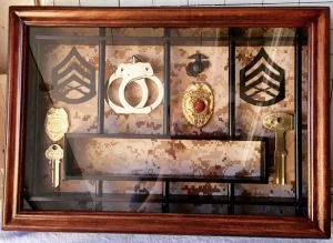 show off shadowbox