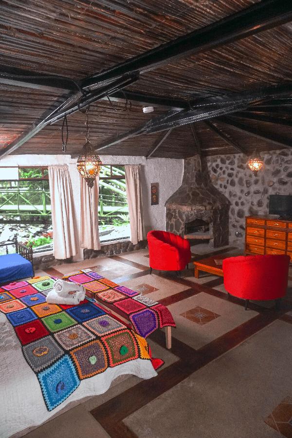 HOTEL EN BAÑOS ECUADOR