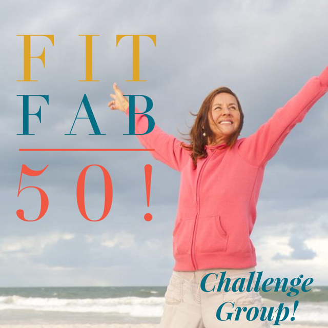Fit Fab 50! An accountability Group for Women over 50