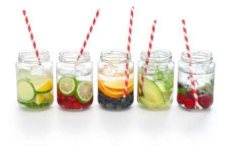 Make water flavorful, infuse it!