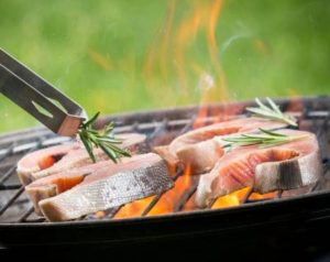 Healthy Grilling Tip: Choose Fish