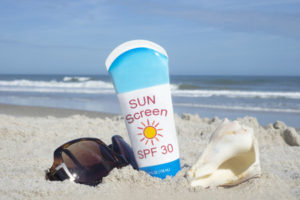 Sunscreen can help prevent adverse effects of the sun