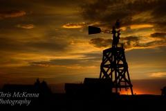 Ft. Rock Windmill 6151