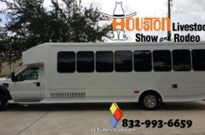 Houston Rodeo Transportation