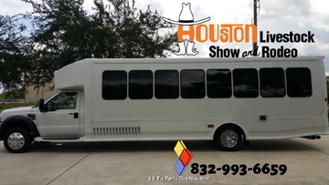 Houston Rodeo Transportation