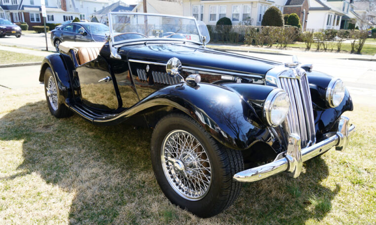 1955 MG TF 1500 for sale