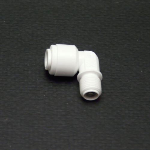 Elbow with Check Valve