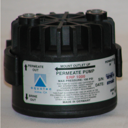 Permeate Pump