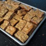 Sheet tray of mayan wonder bars