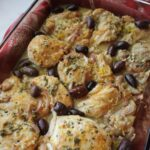 Kalamata and Lemon Chicken