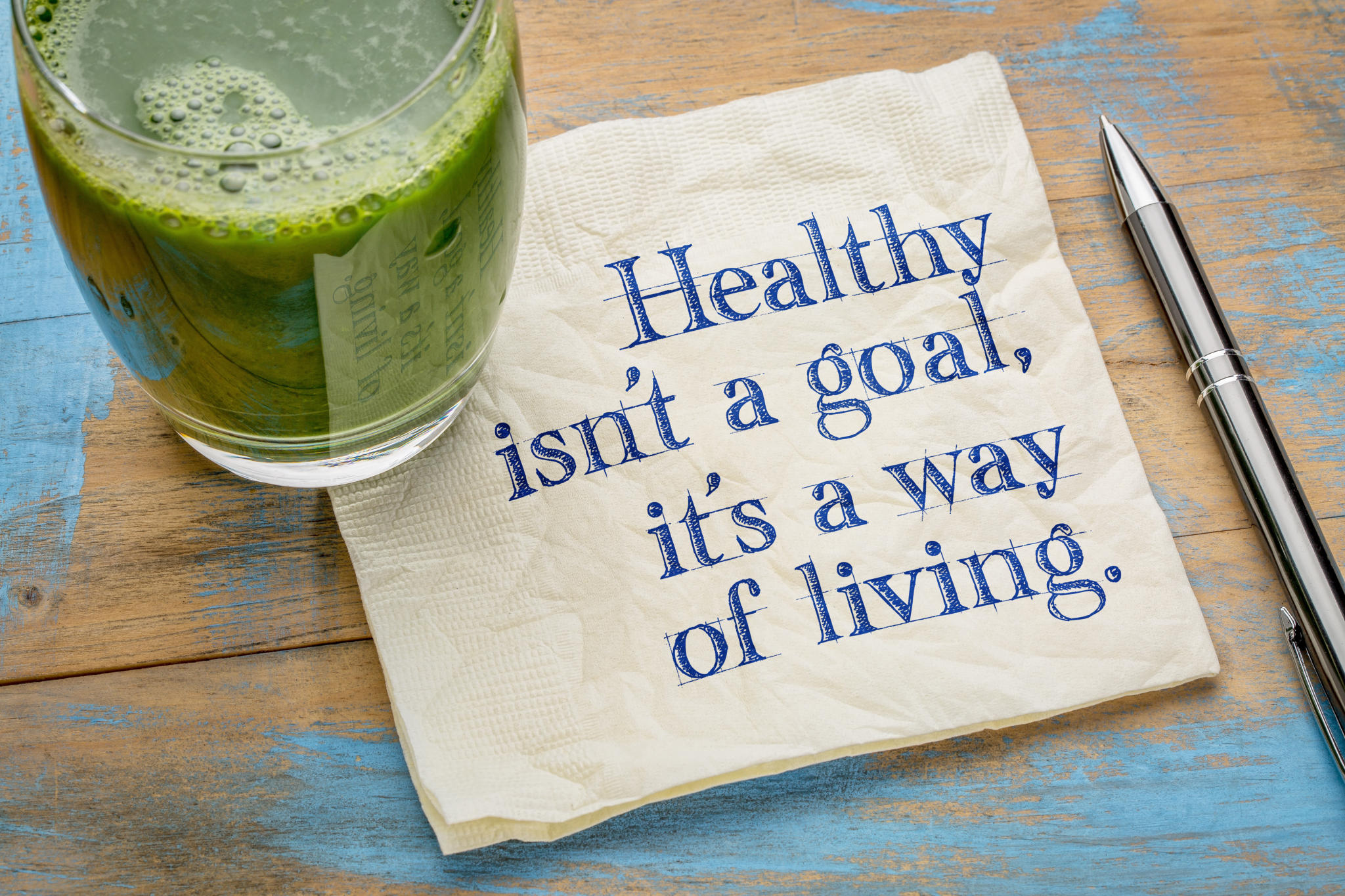 Creating Healthy Habits: 5 Steps To Habits that Stick