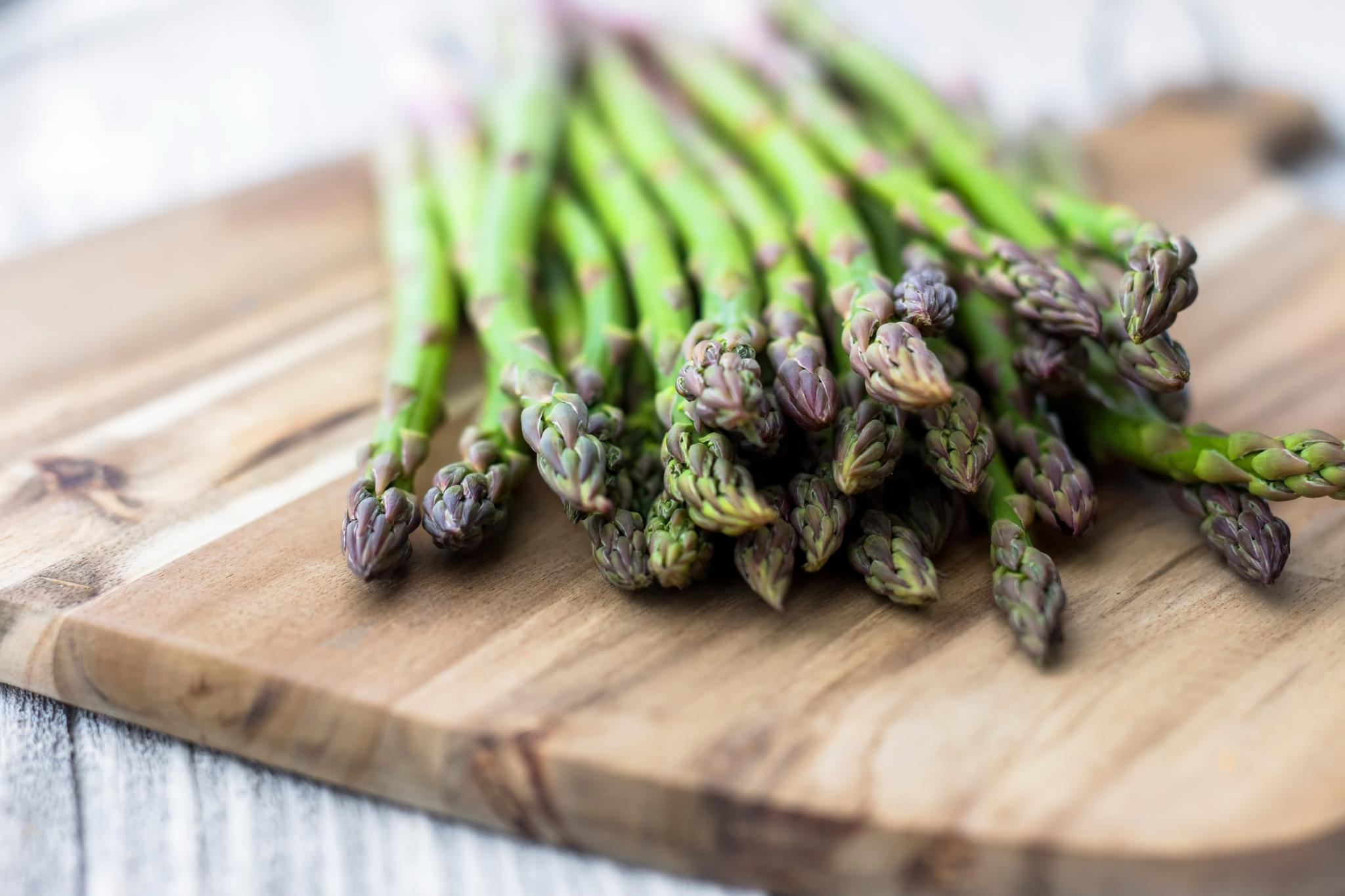 Vegetable Techniques – Asparagus
