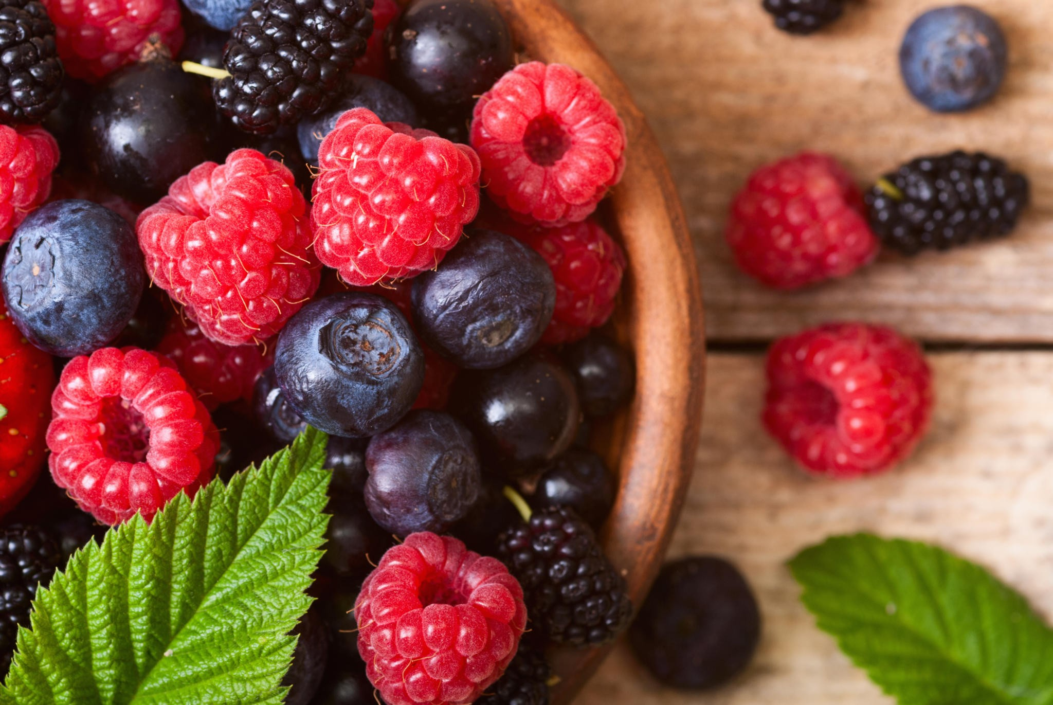 5 Berry Recipes to Add Color to Every Meal
