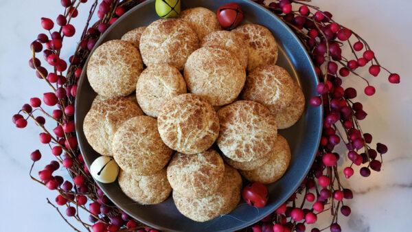 Gluten-Free Snickerdoodle Recipe (Dairy-Free too)