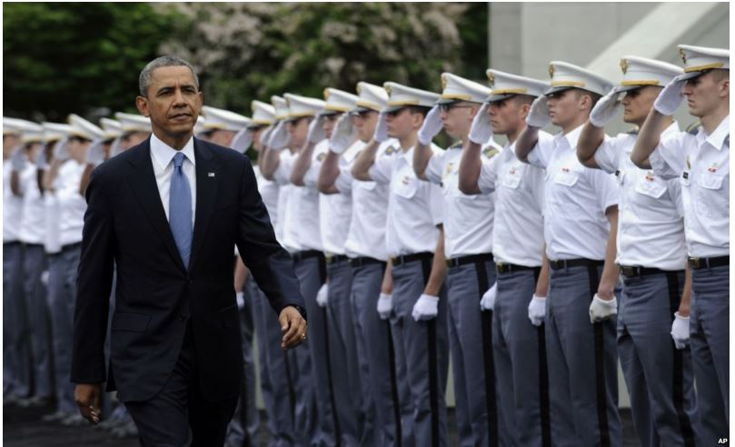 The Military Times recently published a poll that showed only 15 percent of the U.S. military approves of President Obama. Meanwhile his disapproval rating went from 40 percent in 2009, to 55 percent in 2014.