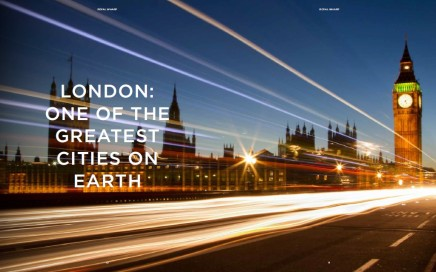 London greatest cities