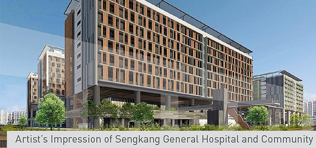 sengkang general and community hospital