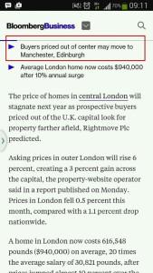 Bloomberg Manchester News