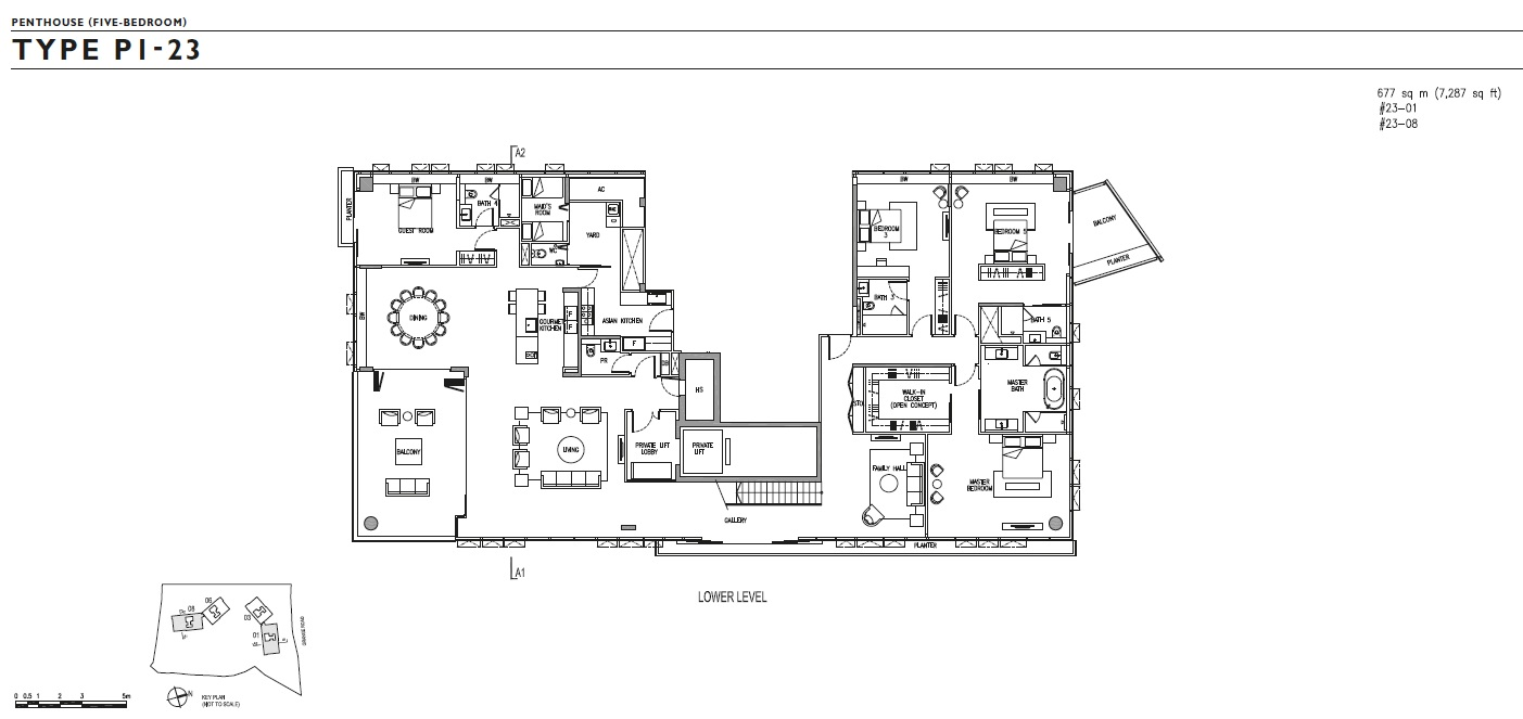 Gramercy Park Lowest Level Penthouse