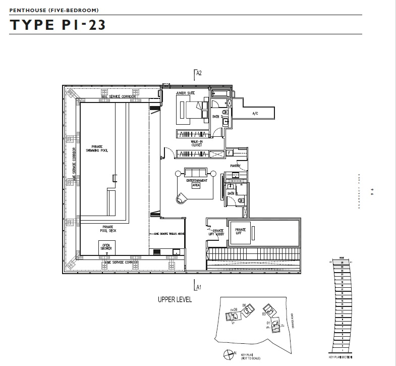 Gramercy Park Upper Level Penthouse
