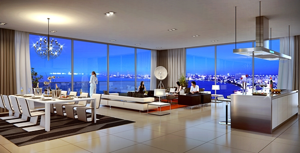 Singapore penthouse for sale