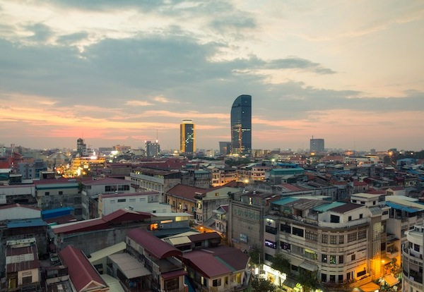 doing business in Cambodia