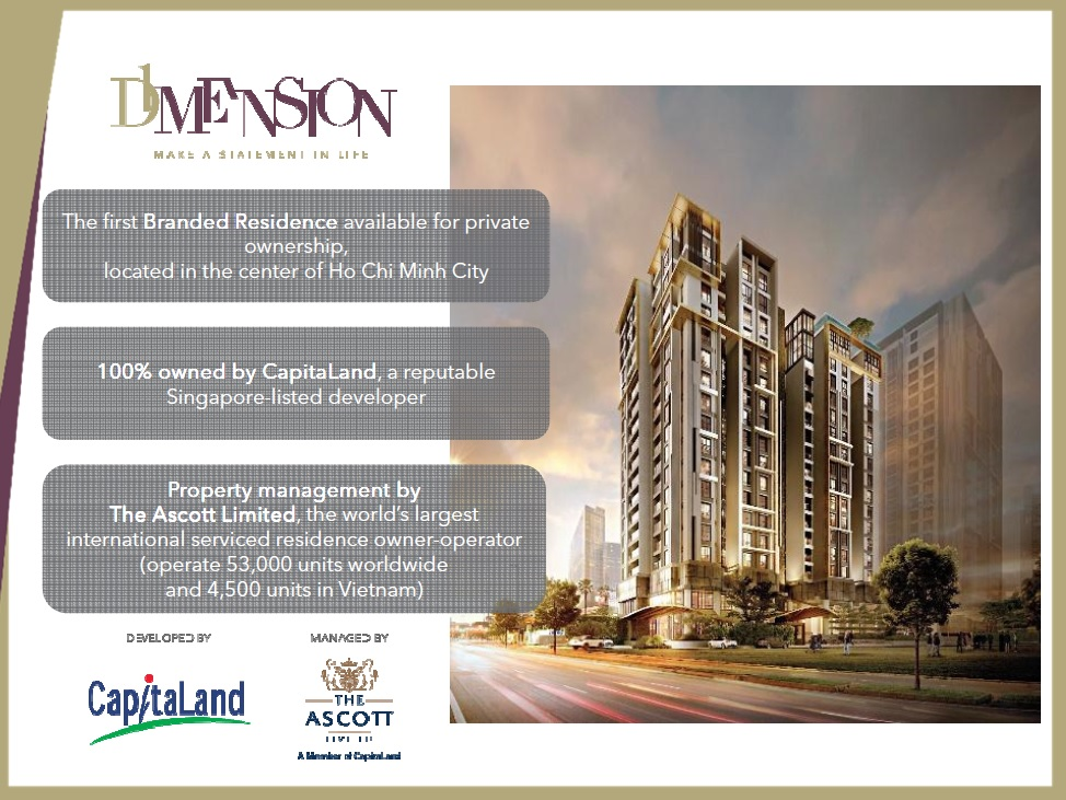 D1mension Capitaland