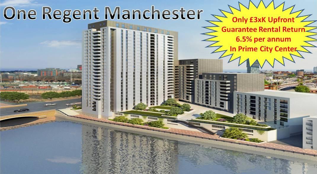 One Regent Manchester
