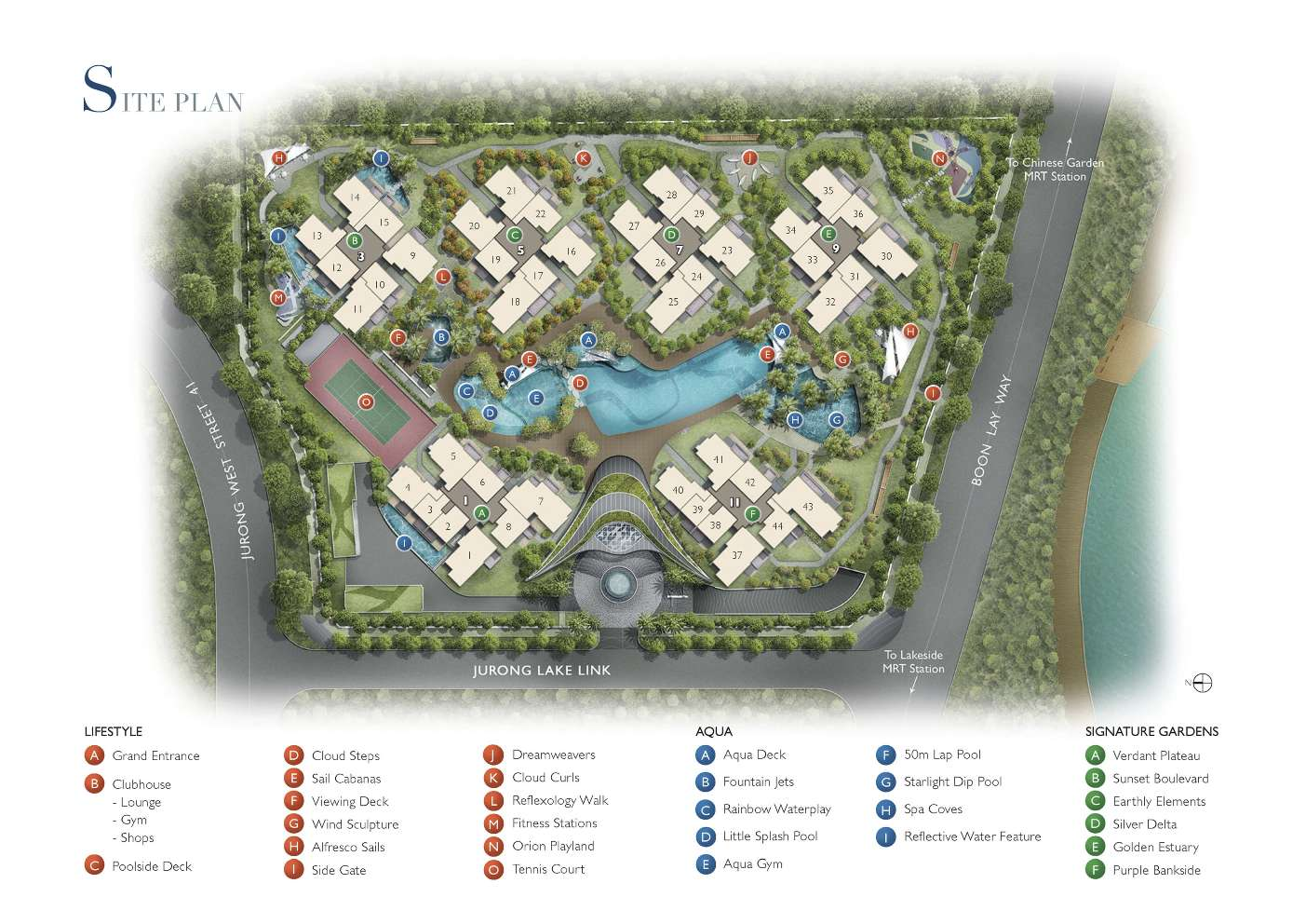lakeville condo facilities