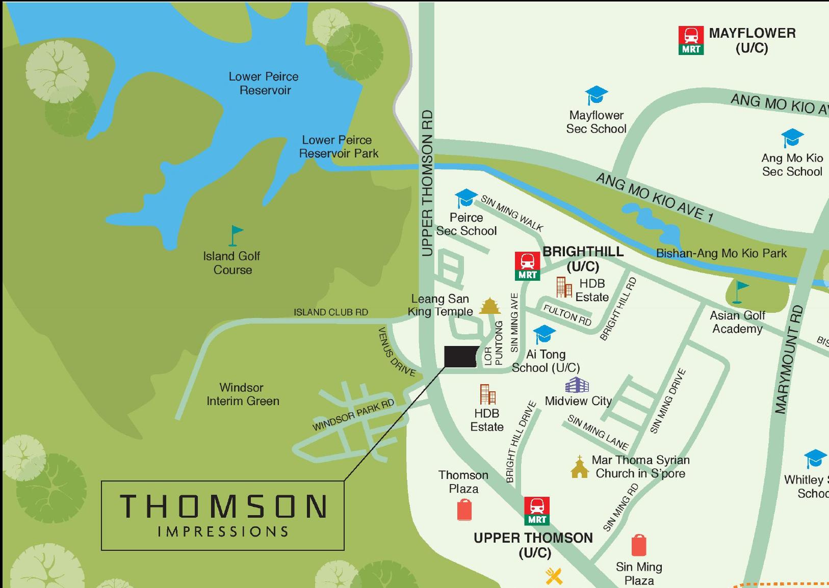Thomsons Impressions Nature Park