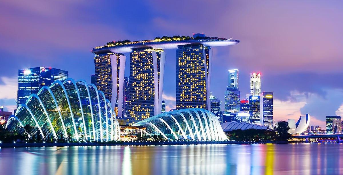 Singapore property for Hong Kong