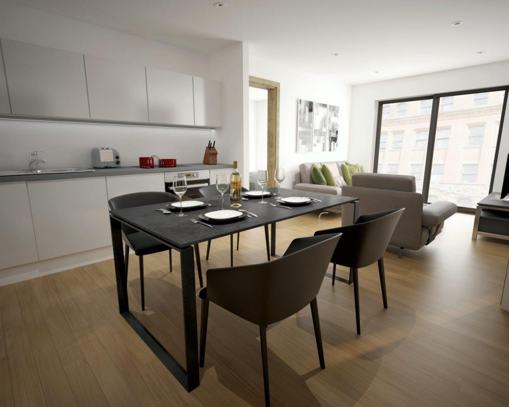 manchester apartment for investment